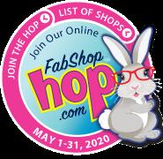 FabShop Hop Bunny logo