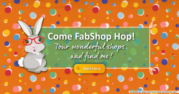 Come FabShop Hop!