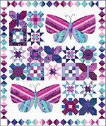 Mariposa Meadow Quilt