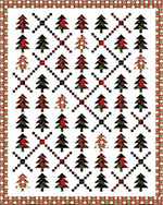 Holiday Forest Quilt