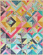 Free Patterns at FabShop Hop -- a virtual fabric shop and quilt shop hop