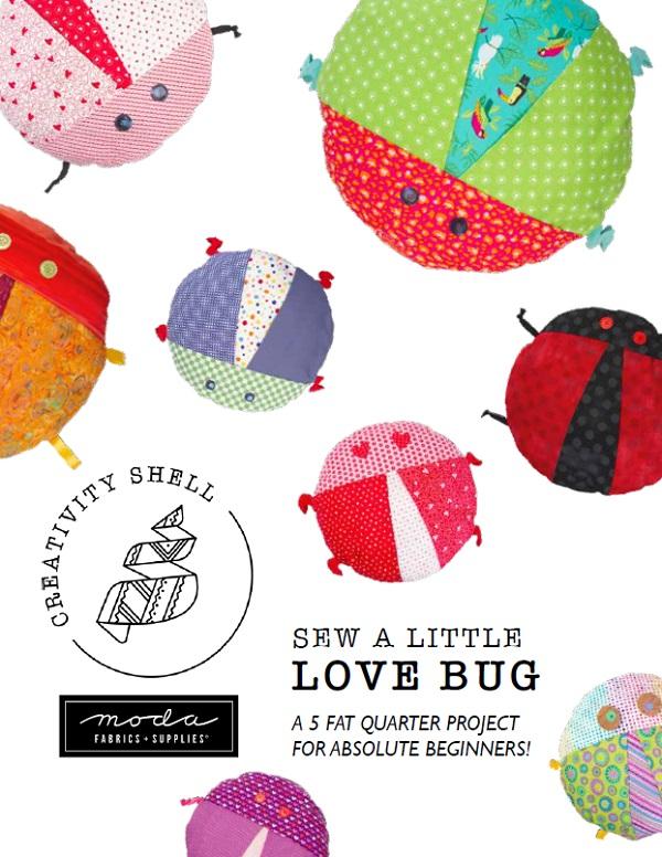 Free Pattern: Love Bug