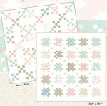 Nine-Patch Quilt & Star Quilt