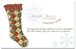 Secret Santa Stocking Pattern