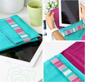 Tablet Coverlet