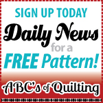 150-ABC's of Quilting